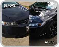 Foam Spray Car Wash >> Detailing – Daland Auto Body