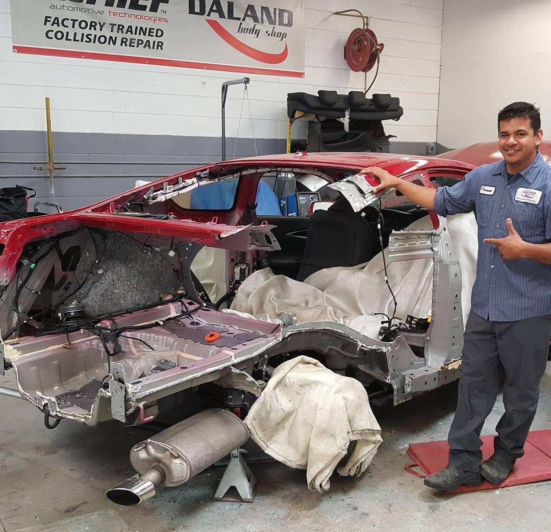 Collision Repair Shops Near Me >> Daland Auto Body